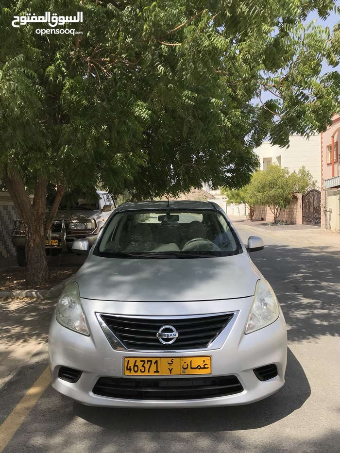 Nissan Sunny car for sale 2014 in Muscat city