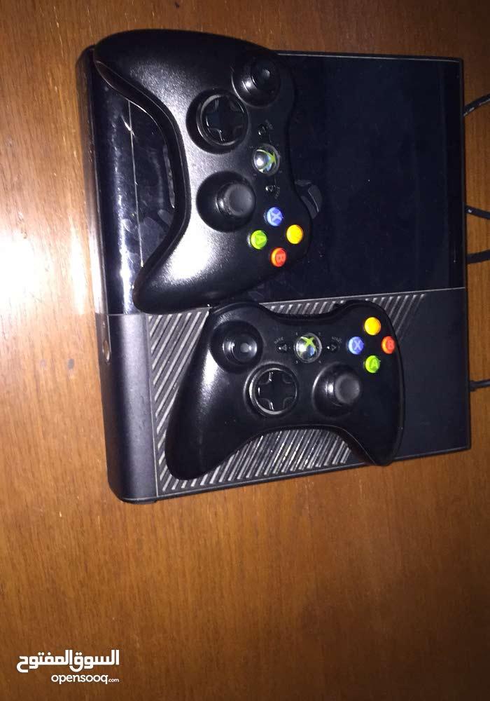 Xbox 360  ب 500 ريال