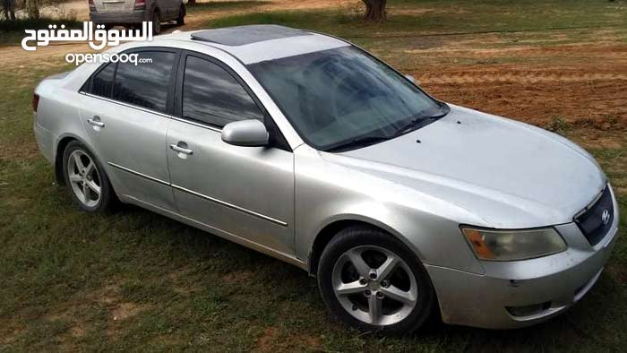 Hyundai Sonata 2007 For sale - Grey color