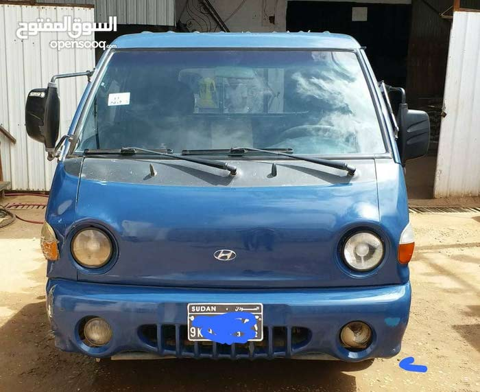 2003 Hyundai Porter for sale in Khartoum
