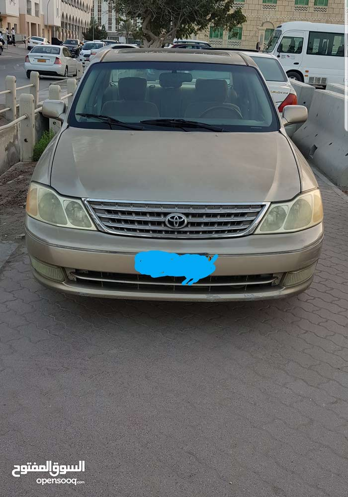 Toyota Avalon 2003 For sale - Gold color
