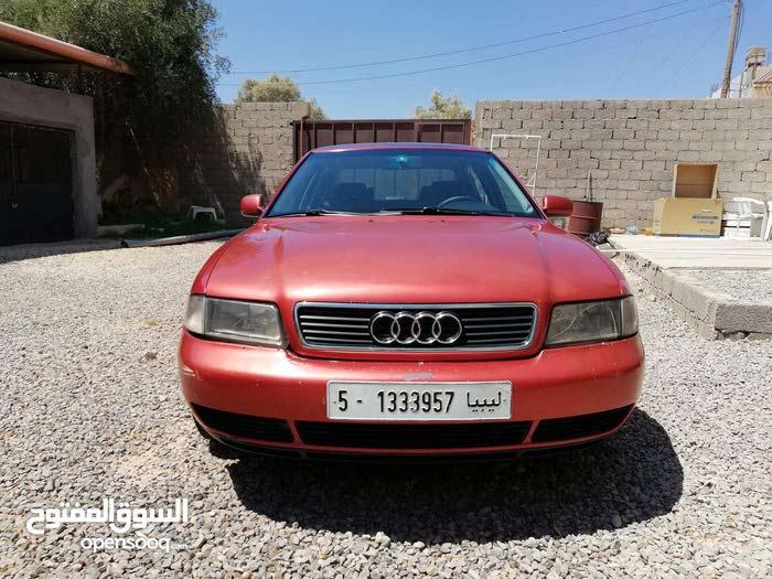 Audi A4 car for sale 2001 in Tripoli city