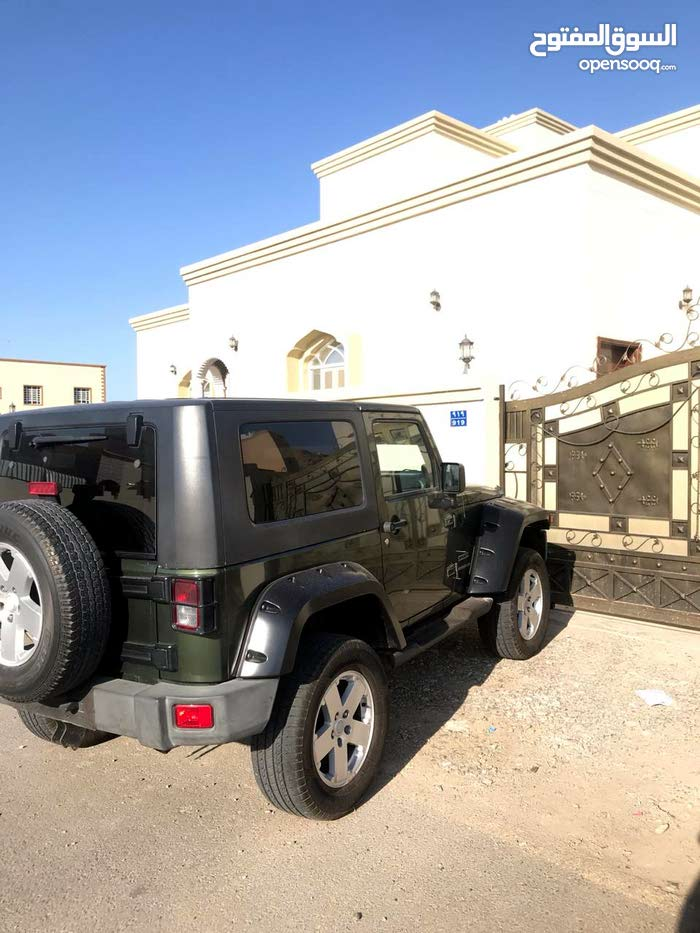 Used condition Jeep Wrangler 2009 with 160,000 - 169,999 km mileage