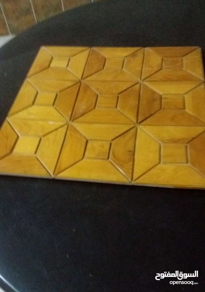 Wooden Tiles for Wall Decoration.