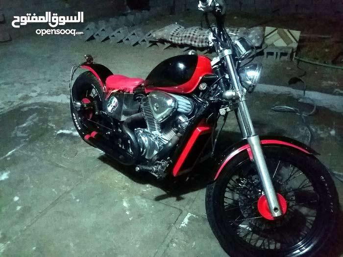 Used Harley Davidson motorbike made in 2011 for sale
