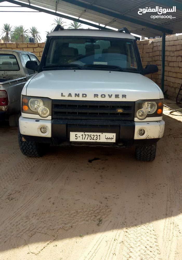 Land Rover Discovery 2004 For sale - White color
