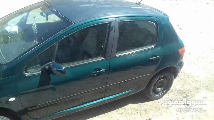 بيجو فرنسي 307 موديل 2005 ذي قار محور كورلا اوتماتيك