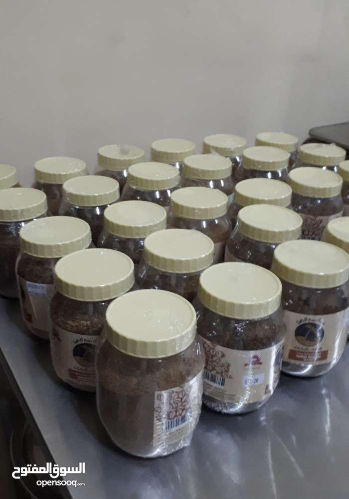 تتوفر قهوة :قهوة اماراتية .سعودية بالجملة والمفرق