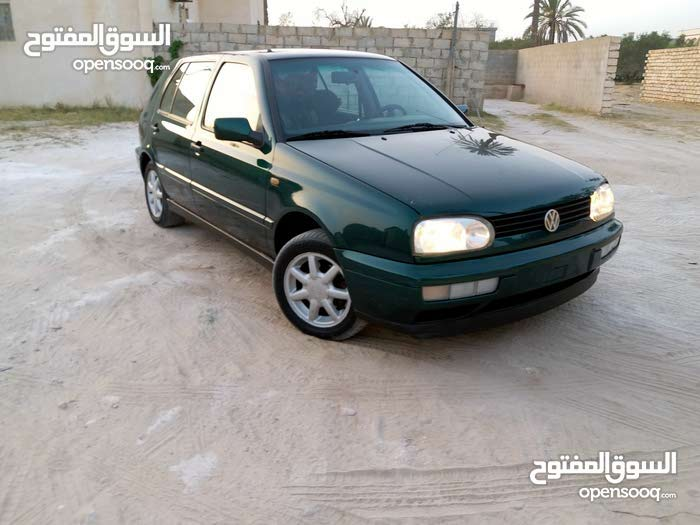 Used 1997 Golf in Zawiya