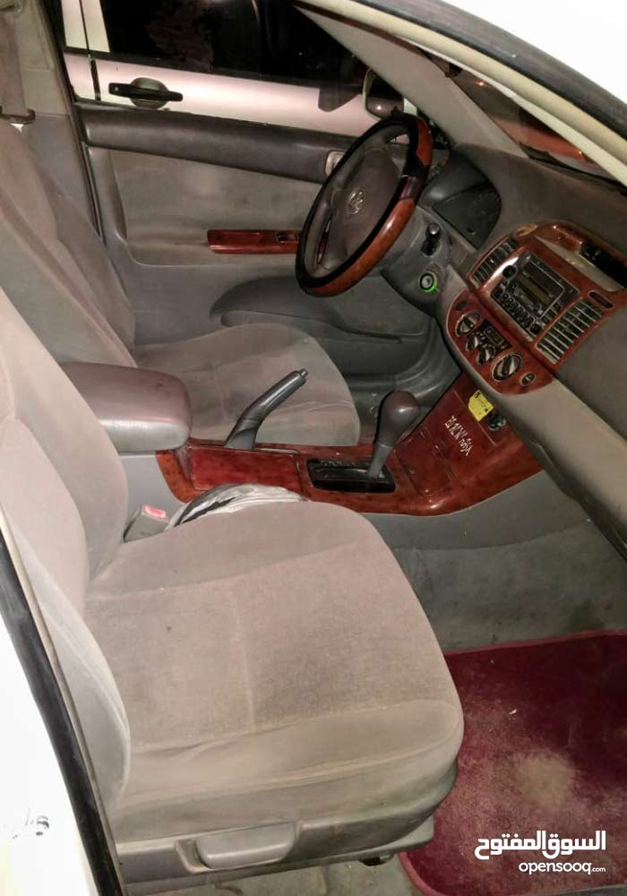 Toyota Camry 2005 for sale in Abu Dhabi