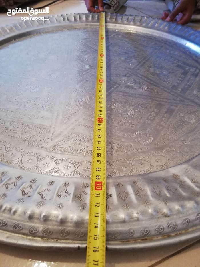 صينية فضية قديمة جدا... A very old silver tray in morrocco