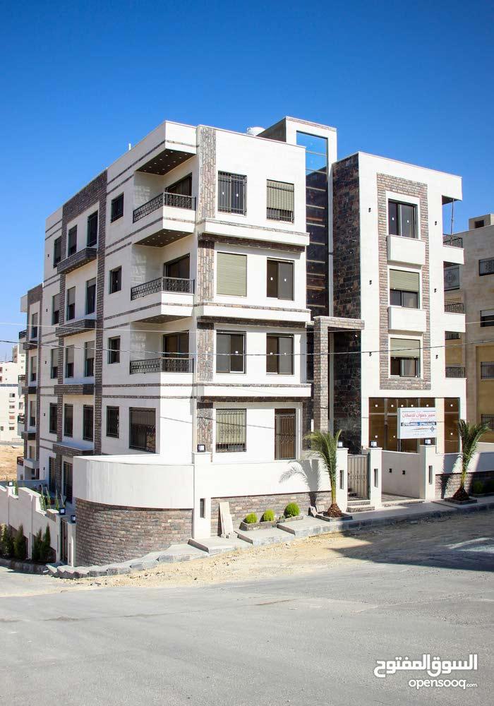 شقة بالاقساط تشطيب فندقي في شفا بدران ومن المالك شركة ميزون للاسكانات