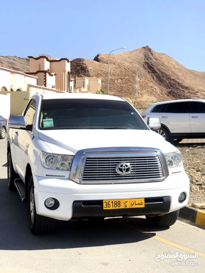 Toyota Tundra 2007 For sale - White color