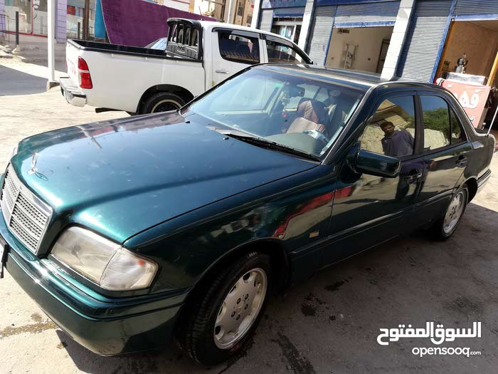 New 1996 Mercedes Benz C 200 for sale at best price