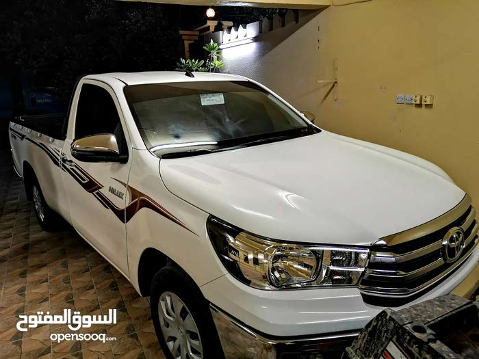 Toyota Hilux 2018 For Sale - (112087645) | Opensooq