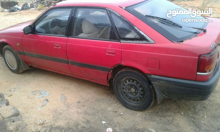 0 km mileage Mazda 626 for sale