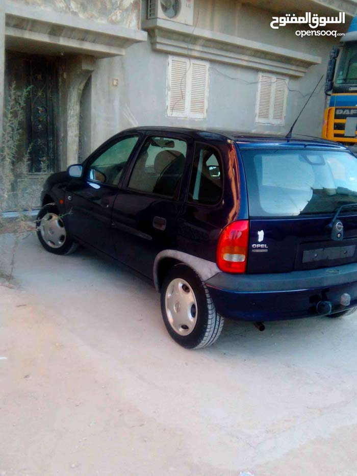 Used Opel Corsa for sale in Benghazi