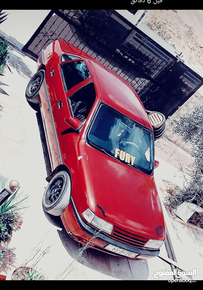 أوبل فيكترا 1991 بحاله جيده للبيع