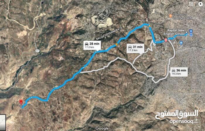 غرب عمان منطقة بلال بالقرب من بدر الجديدة