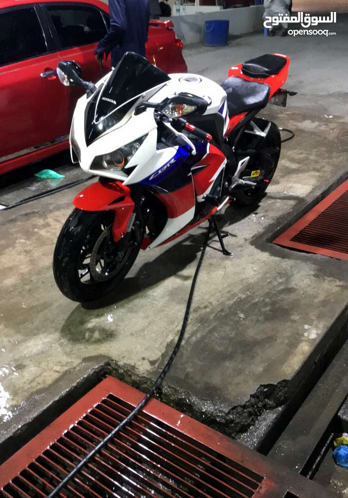 Used Honda motorbike made in 2014 for sale
