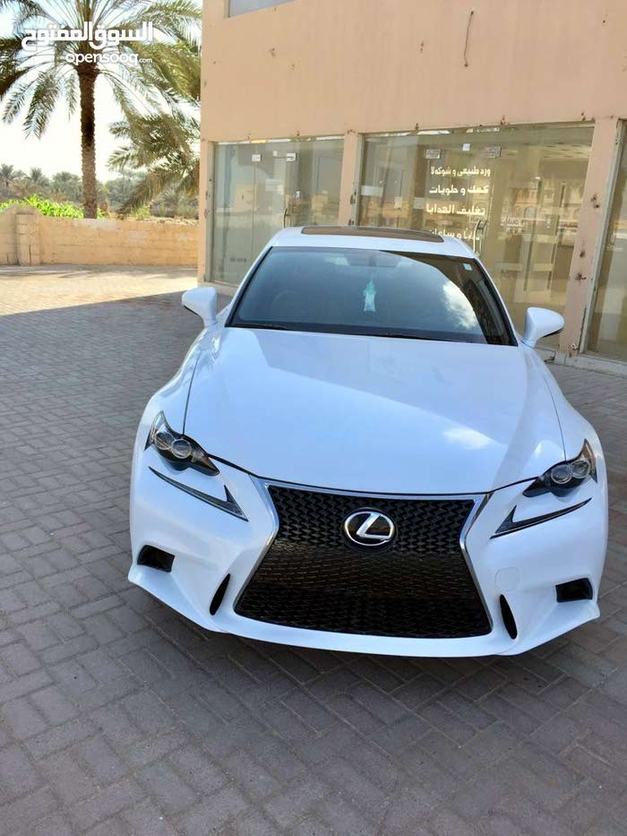 Lexus Isf 2015 For Sale White Color 95049791 Opensooq