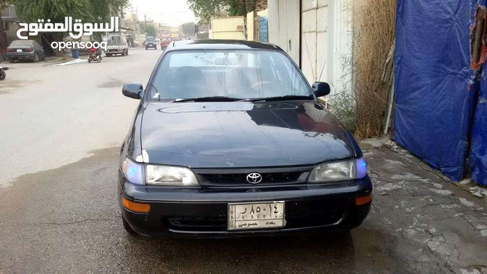 Toyota Corolla 1992 For Sale