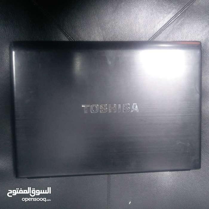 Laptop Toshiba i5 لابتوب توشيبا