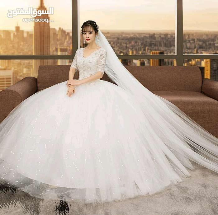 توفير فساتين اعراس و حفلات بأسعار خيالية