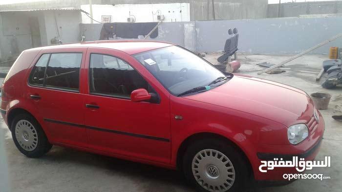 Volkswagen Golf Used in Tripoli