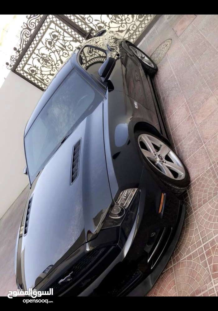 Used condition Ford Mustang 2013 with 80,000 - 89,999 km mileage