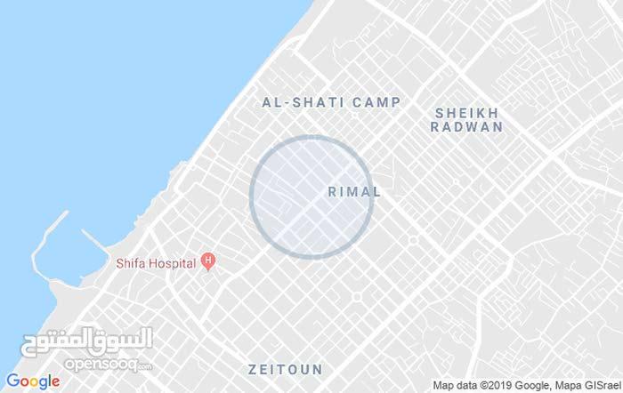 شقة 150م  للايجار جدبده  - غزة