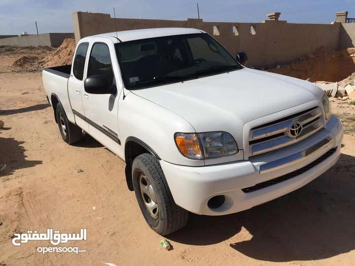 Toyota Tundra for sale in Tripoli