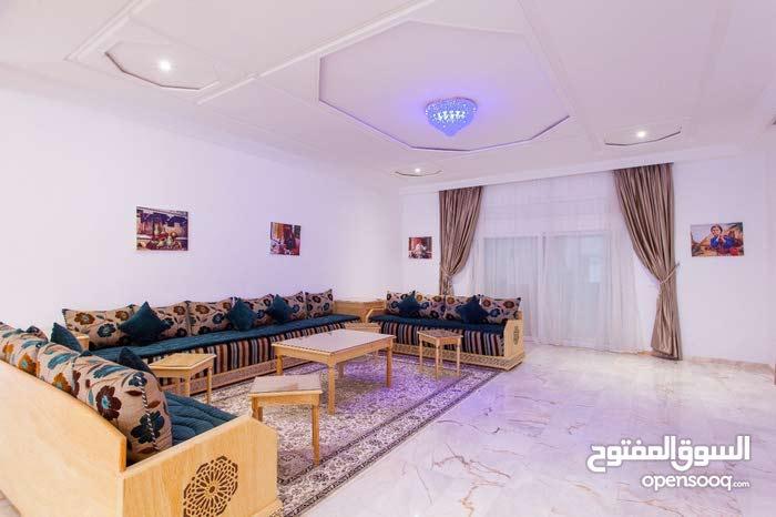 فيلا خمس غرف للايجار في مراكش المغرب
