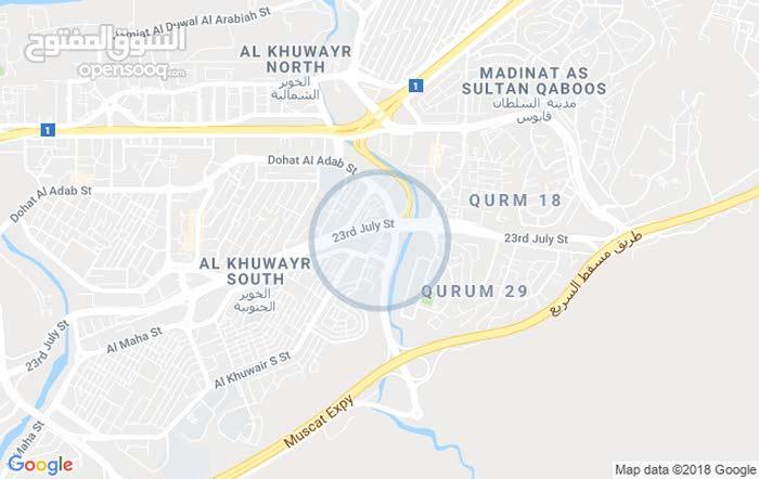 شقة مكيفة من 3 غرف وحمامين وصالة ومطبخ_ الخوير 33
