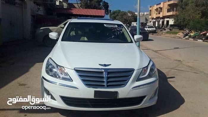 Automatic Hyundai 2014 for sale - Used - Tripoli city