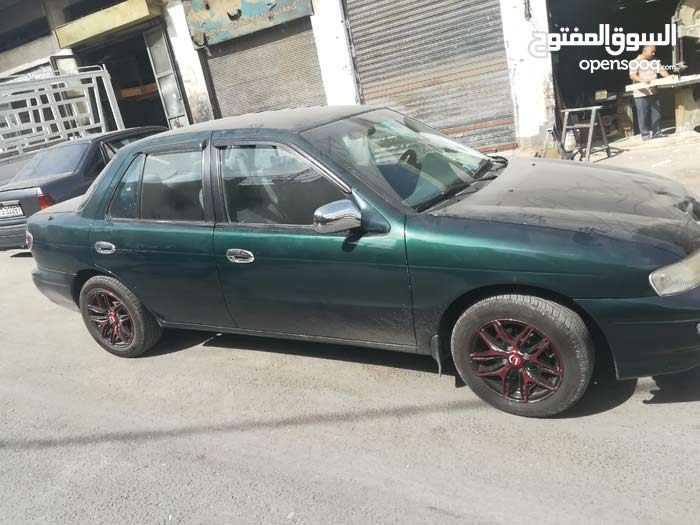 Kia Sephia 1994 - Manual