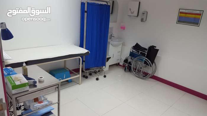 مطلوب شريك في مركز طبي متكامل بالشارقة- الامارات