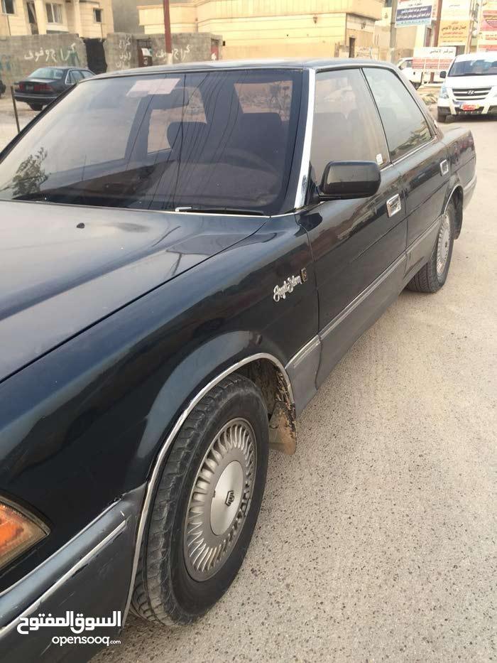 Toyota Crown in Baghdad