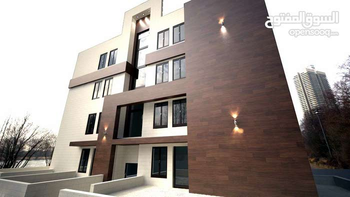 Khalda apartment for sale with More rooms