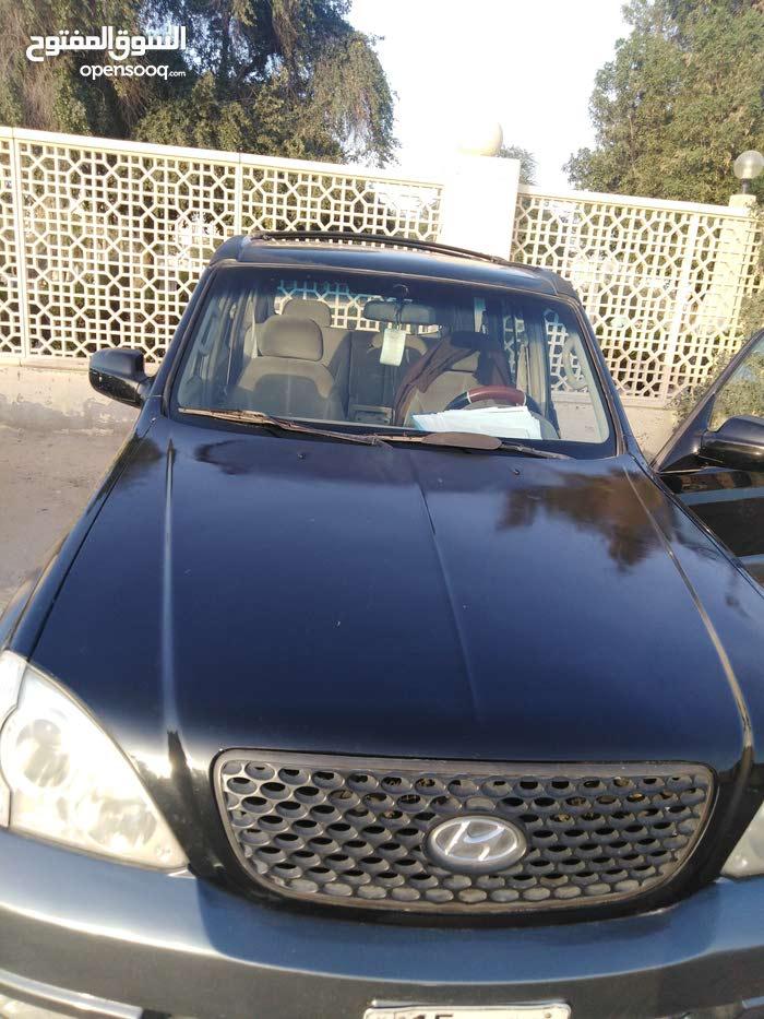 سيارة جيب هيونداي للبيع