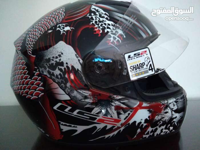 LS2 Bike Helmet (XL)