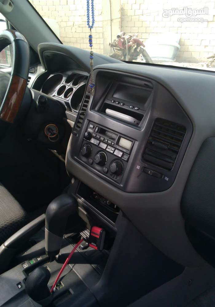 0 km Mitsubishi Pajero Sport 2002 for sale