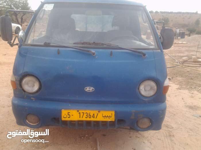 Hyundai Porter in Tripoli