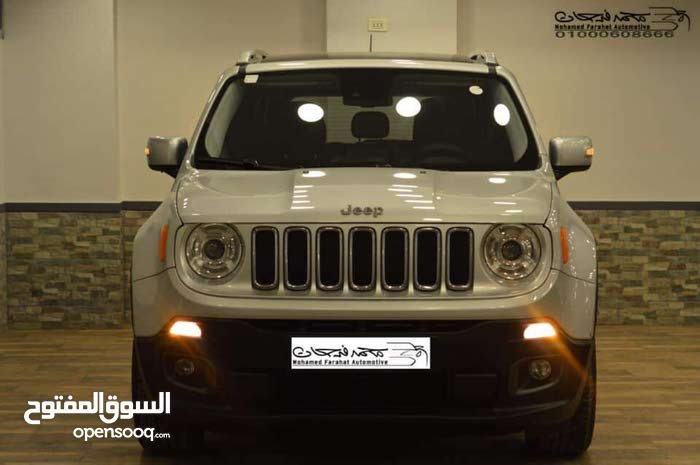 Jeep Renegade Used in Cairo