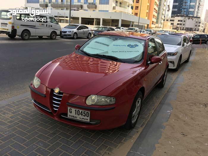 Alfa Romeo 147, 2002 Twin Spark 2.0
