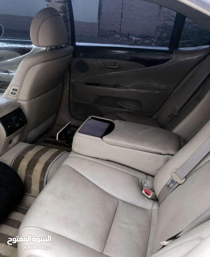 Lexus LX for sale in Dubai