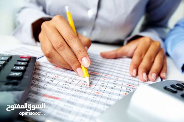 اعمال محاسبية وضريبية