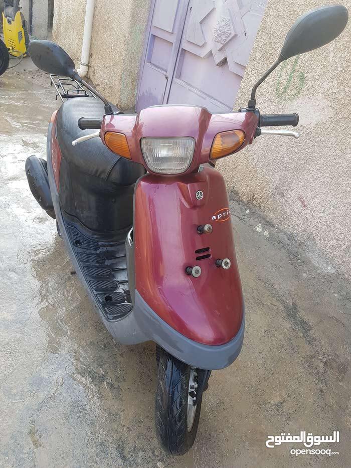 دراجة ياماها 60 كم دم الغزال