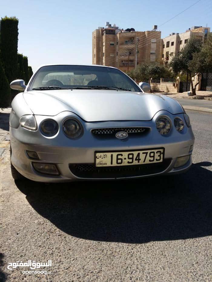 10,000 - 19,999 km Hyundai Tiburon 2005 for sale