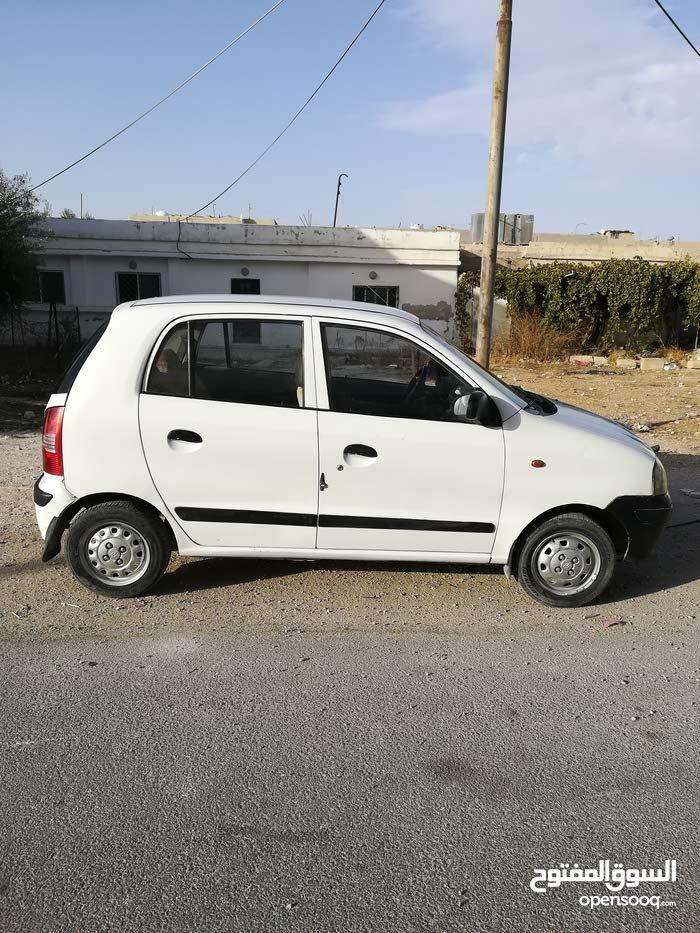 White Hyundai Atos 2005 for sale